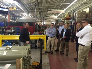 Tour of PDI's Erie, PA manufacturing facility