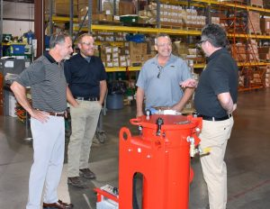 Tour of PDI's Buffalo, NY manufacturing facility with Diesel Dehydrator